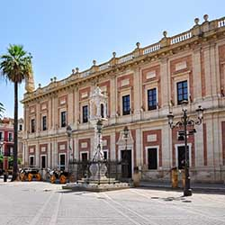 archivo general de indias sevilla