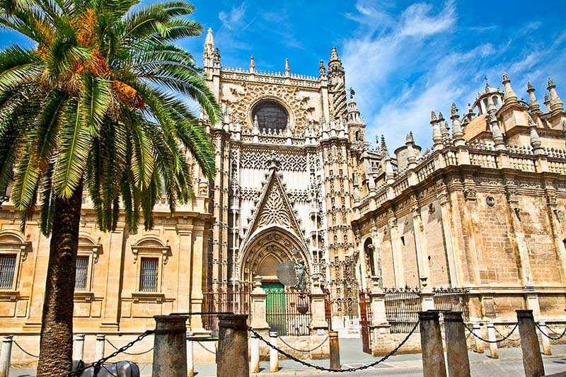 Cathedral of Seville & Giralda