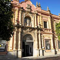 Archaeological Museum Seville