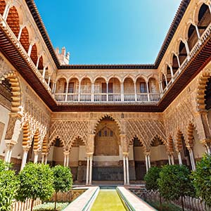 Tickets Alcazar in Seville