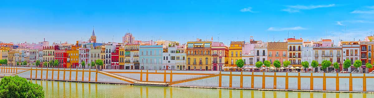 Triana district of Seville